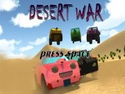 Desert War - Car Racing Games - Car Games