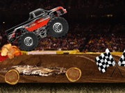 Monster Truck Rush - Car Racing Games - Car Games
