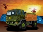 Military Mission Truck - Car Racing Games - Car Games