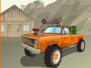 Mountain Hill: Back Home - bil racingspel - bil spel