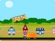 Bus nyata Mengemudi - Other Games - mobil game