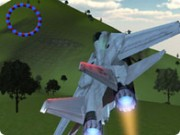3D Flight Rings Game