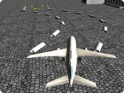 3D Airplane Parking Game