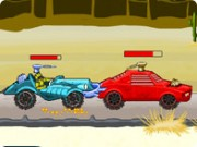 play OFFROAD WARRIOR GAME