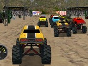 Monster Truck Sốt game