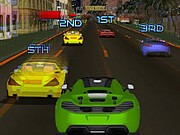 Street Race 3 Cruisin Game