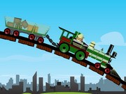 Railroad Train Rush - Other Games - jeux de voiture