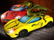 Dragon Rush Racing Game