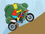 Simpson Bike Game