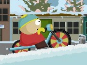 Cartman Road Trip Game