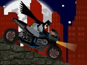 Batman Biker Game