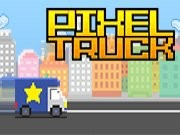 Pixel Truck Game