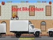 Stunt Bike Deluxe Game