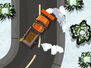 Snow Plow Parking Game