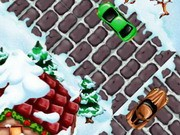 Snowland Parking Game