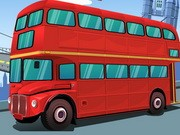 Park Your Double Decker Game