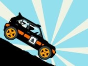 2D Rally Race Against Time - bil racingspel - bil spel