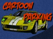 Cartoon Parking - Car Parking Games - Car Games