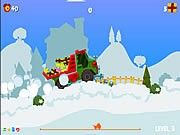 Kerstman Truck Game