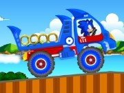 Sonic Truck - Car Racing Games - Car Games