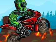 Biker Burnout Game Game