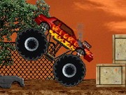 Monster Truck Demolisher - auto race spelletjes - auto spelletjes