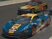 High Speed ​​3D Racing Game