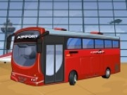 Aéroport Parking bus 2 - jeux de parking - jeux de voiture
