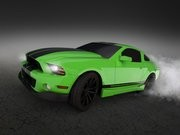 Shelby Drift - game balap mobil - mobil game