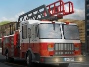 Fire Truck Dash 3D Parking - Car Parking Games - Car Games