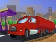 Gas Tank Parking - Car Parking Games - Car Games