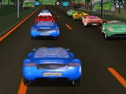 Super Car Racing - bil racingspel - bil spel