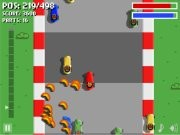 Bumper Run - game balap mobil - mobil game