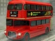 Double City Bus 3D Parking Game