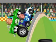 Sports Heads Racing Game