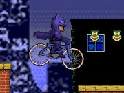 Batman Bmx Game