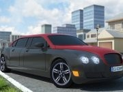 Luxury Limo 3D Паркинг Game