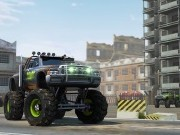 Zombie Truck Parking Simulator - jeux de parking - jeux de voiture