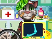 Tom Bike Accident Game