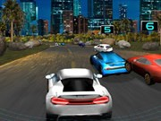 Electric Racing Game