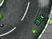 Ben 10 Ultimate Drift - game balap mobil - mobil game