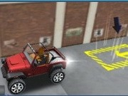 City Truck Madness 3D Parking Game