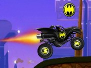 Batman Truck 3 - game balap mobil - mobil game