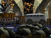 Swamp Cargo Truck - Car Racing Games - Car Games