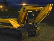 Heavy Excavator 3D Parking Game