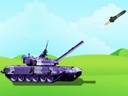Tank Shootout Game