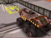 Mars Rover Extreme Parking Game