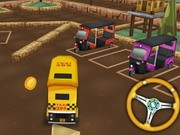 Rickshaw City - Car Parking Games - Car Games