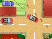 Sunshine City Parking - Parkplatz Spiele - Auto-Spiele