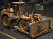 Industrial Truck 3D Parking Game